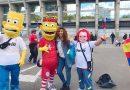 People : Emma Lohoues à Madrid pour le Clasico « Real – Barca »