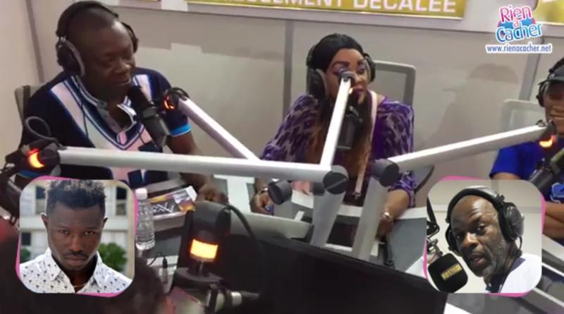 """Mamadou Gassama """"Spider man"""" """"Héros mondial"""" à Rien à Cacher sur Nostalgie Abidjan"""