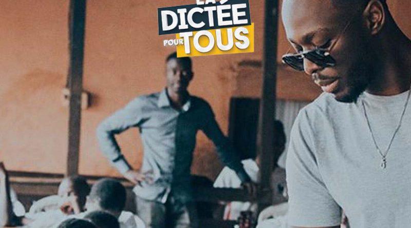 LA « DICTÉE POUR TOUS » S'EXPORTE AU CAMEROUN AVEC DADJU